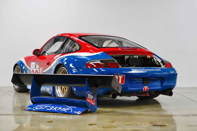 For Sale 2001 PORSCHE 996 GT3-RS – Race version 06