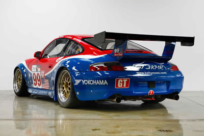 For Sale 2001 PORSCHE 996 GT3-RS – Race version 05