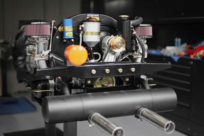 Type 616/36 - 1965-1969 Porsche 912 / 1600cc 4-cylinder engine upgraded to 1720cc