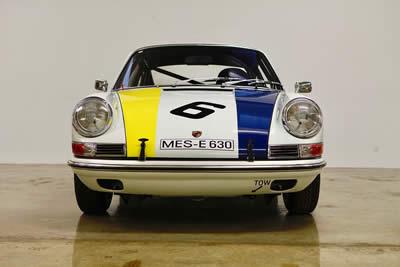 For Sale 1966 Porsche 911 - 2.0L CUP race car 03