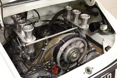 For Sale 1966 Porsche 911 - 2.0L CUP race car 08