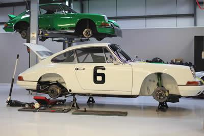 For Sale 1966 Porsche 911 - 2.0L CUP race car 12