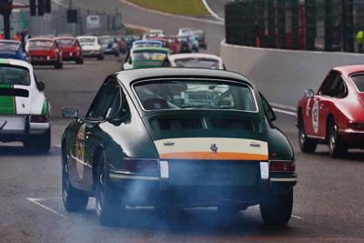 For Sale 1966 Porsche 911 - 2.0L CUP race car 22