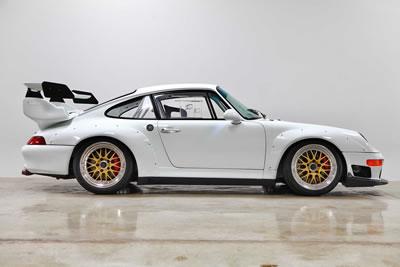 For Sale 1997 Porsche 911 (993) GT2 Evo 01