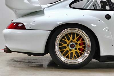 For Sale 1997 Porsche 911 (993) GT2 Evo 07