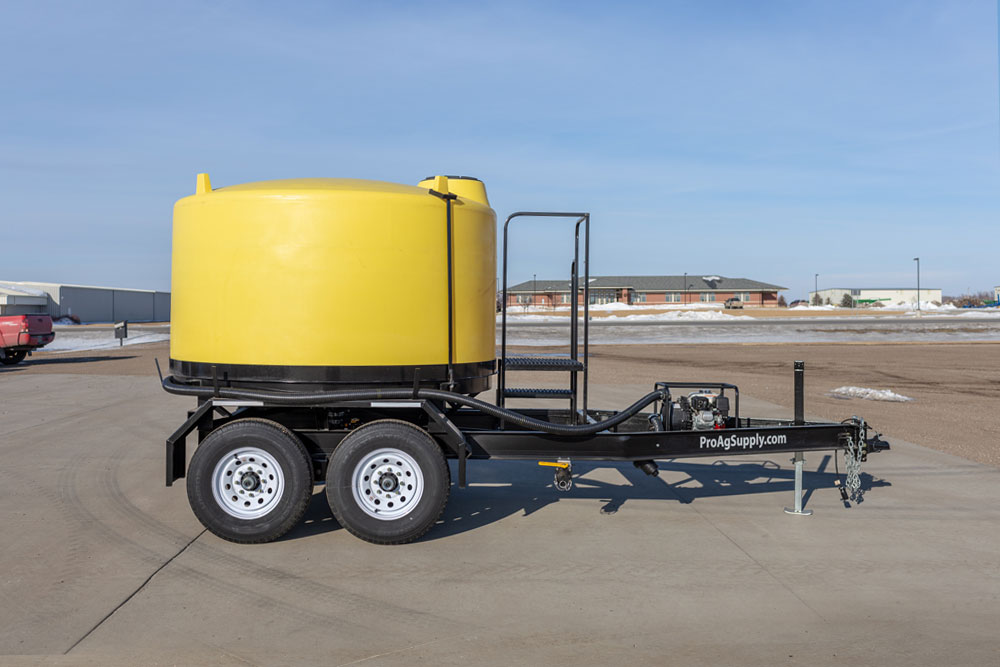 1300 Gallon Fertilizer Caddy