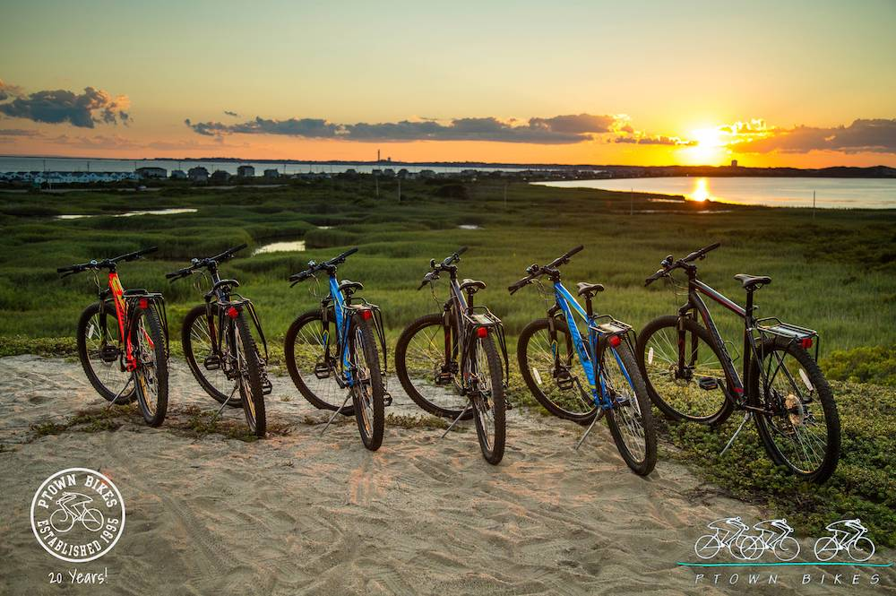 Mountain Bike Rental Provincetown