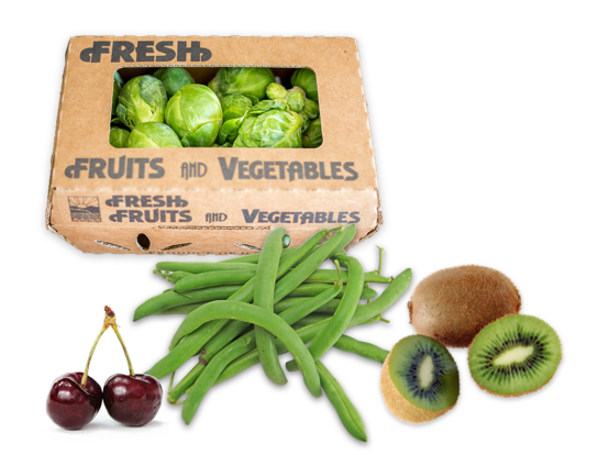 Sustainable Produce Packaging - 100% Recyclable - ReadyCycle
