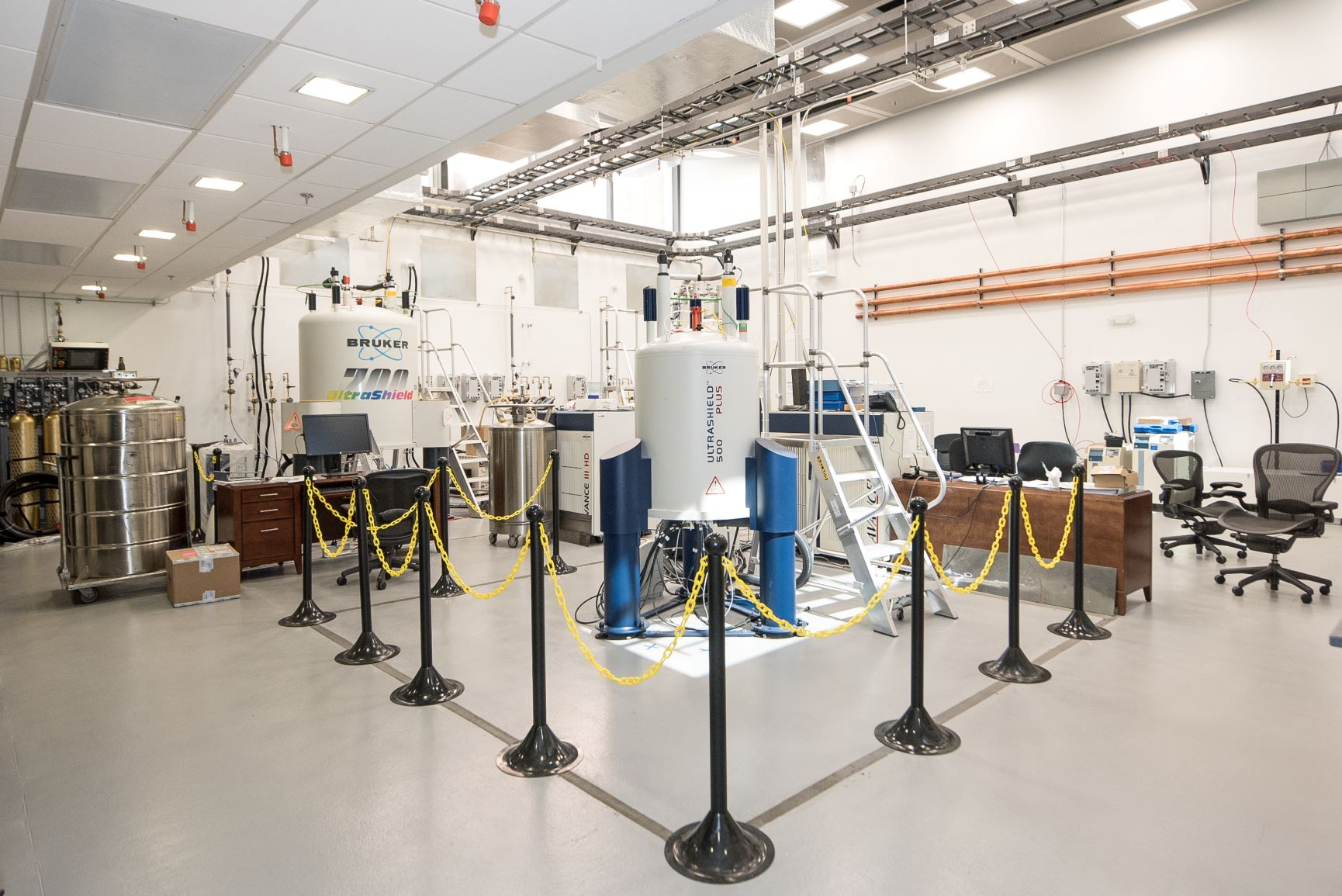U.S. Food and Drug Administration Nuclear Magnetic Resonance Lab
