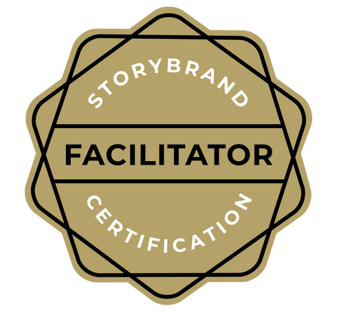 StoryBrand Facilitator Badge