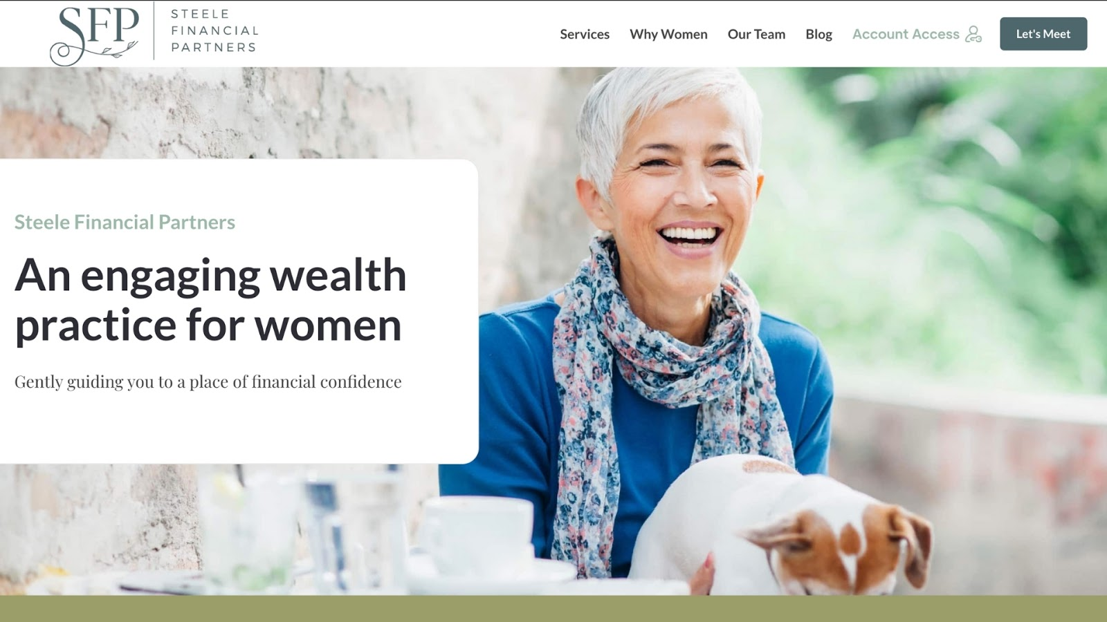 StoryBrand Financial Advisor Example