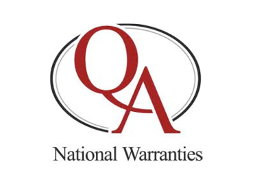 QA National Warranties logo