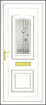 PVCu Front Door Design - Regan Richland