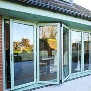 PVCu Bi-Fold Doors