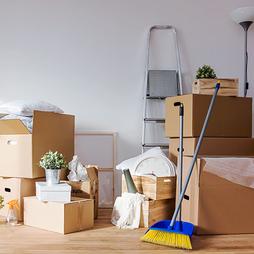 presto move in out cleaning service
