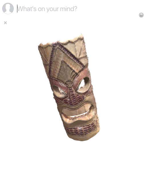 Scandy Blog - How to upload 3D scans from Scandy Pro to Facebook
