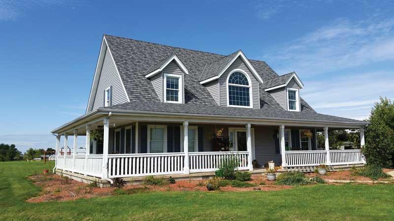 Hixon New Roof Example