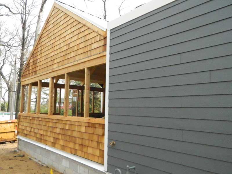 Exterior Siding Contractor