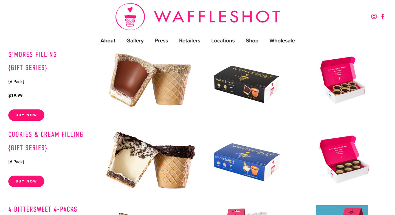 Waffleshot