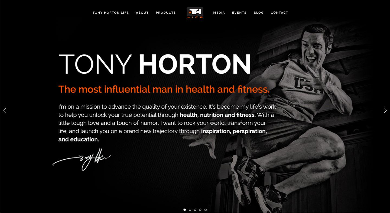 Tony Horton