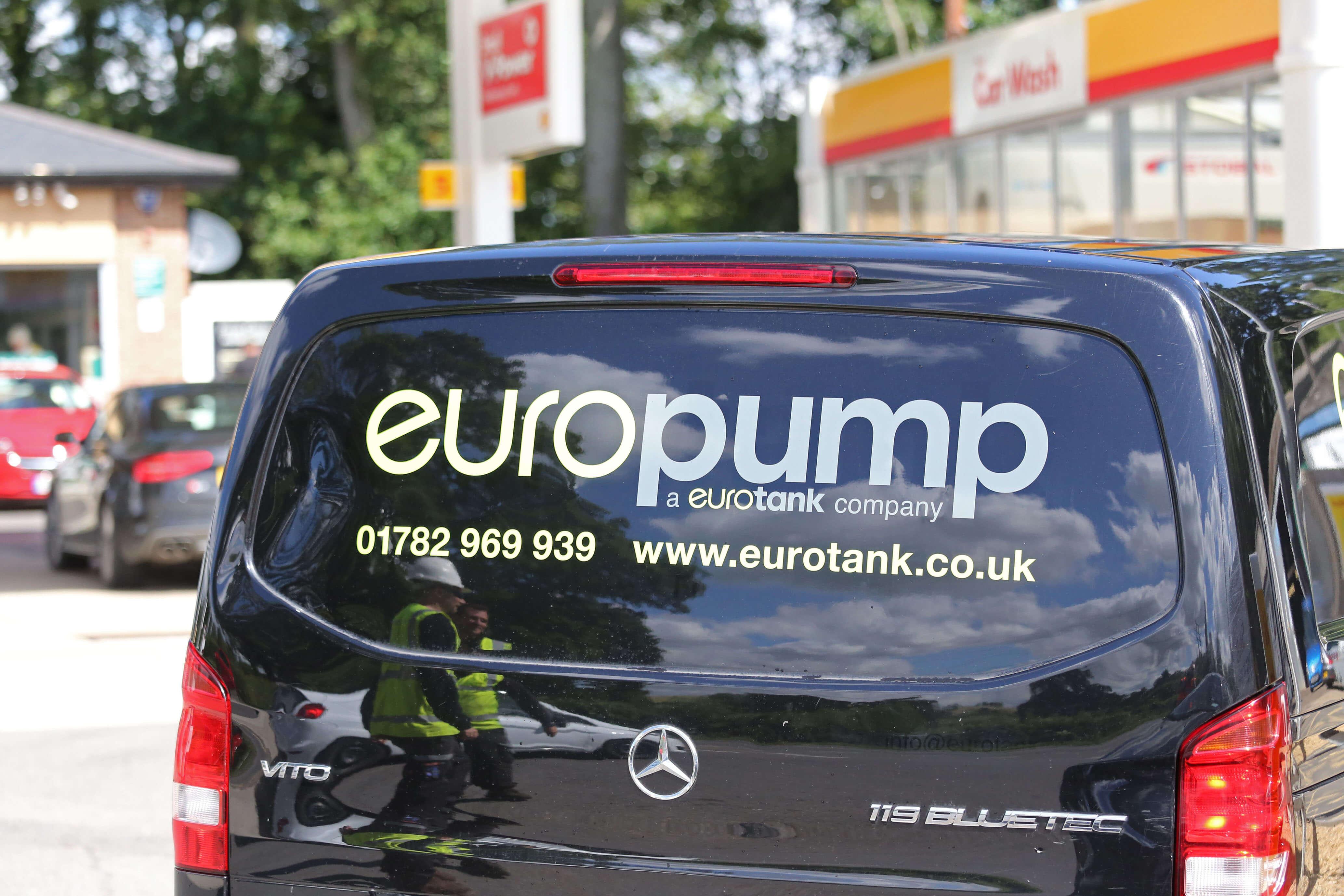 Fuel pump maintenance