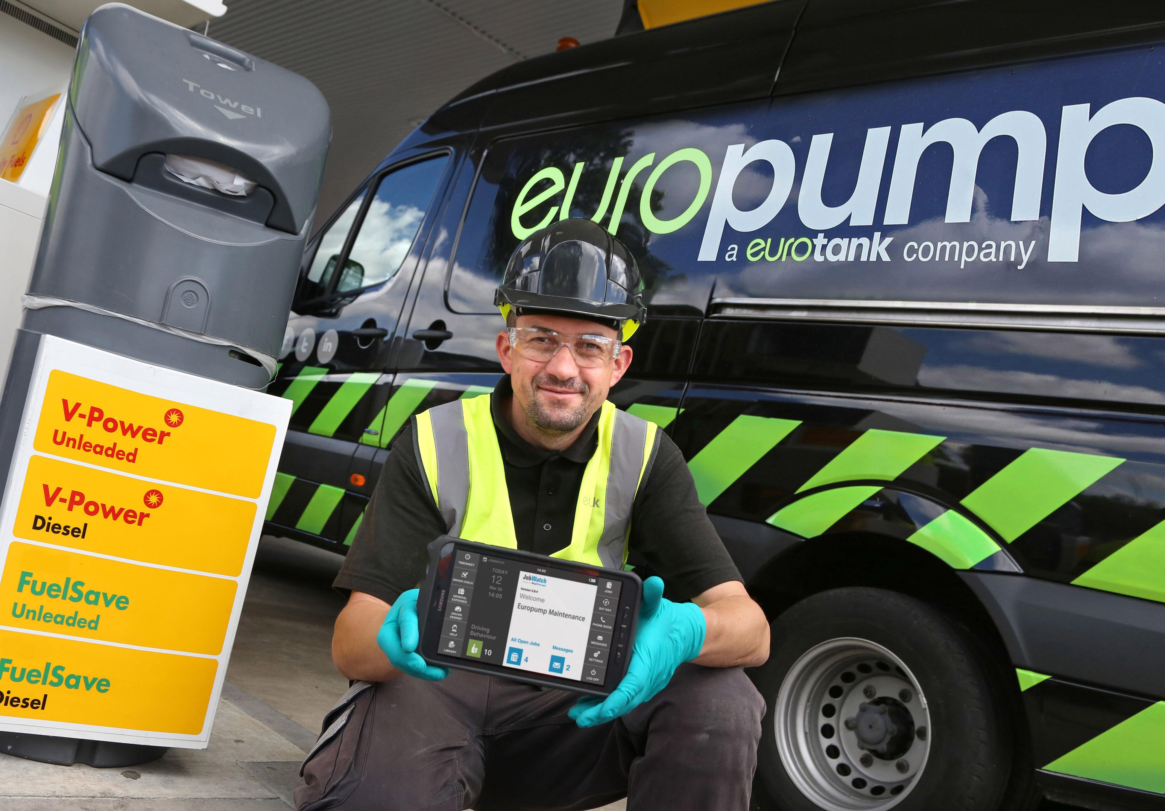 fuel pump service
