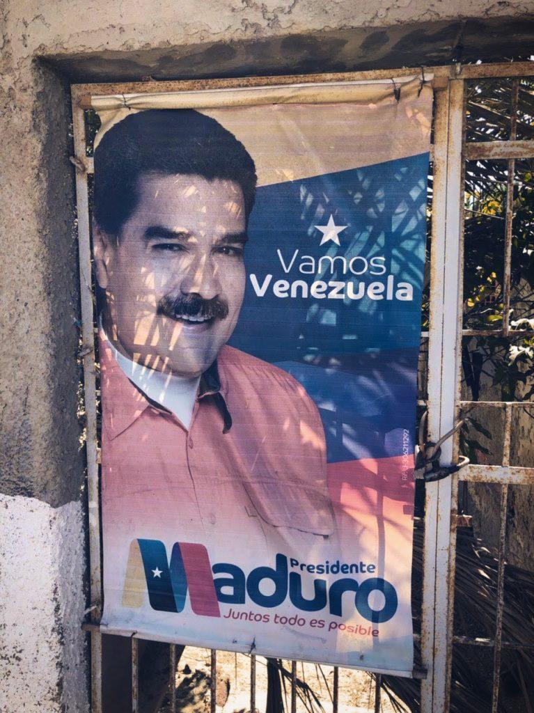 Caracas, Venezuela – Nicolás Maduro