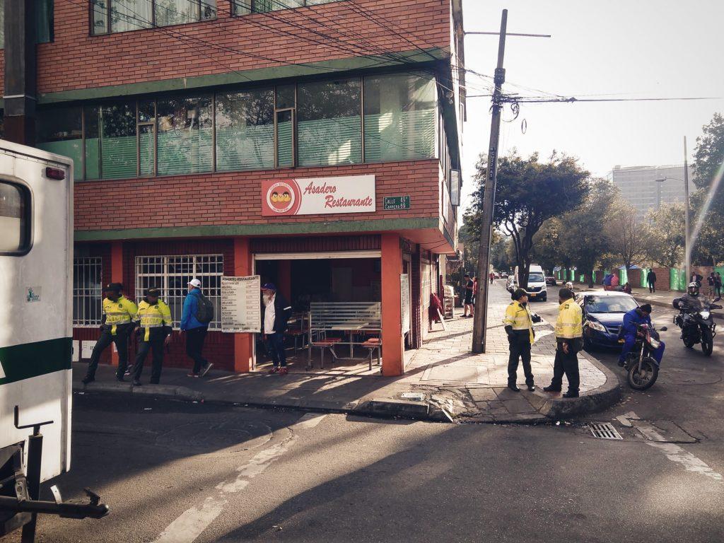 Calle 49 y Carrera 69, West Bogotá, Colombia