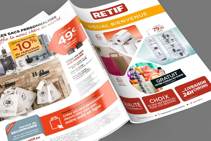 """catalogues """"rétif"""""""