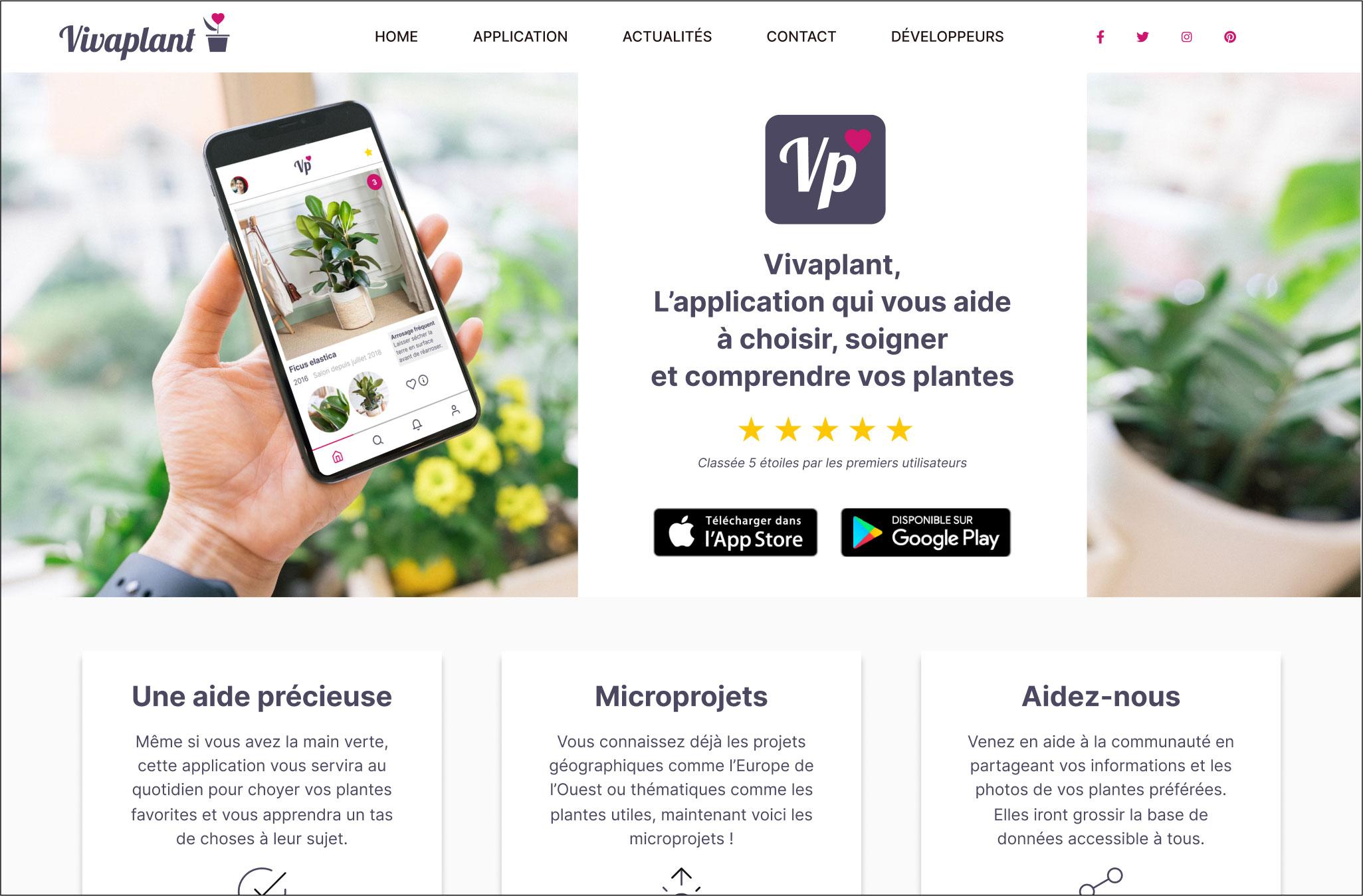 Site web vp