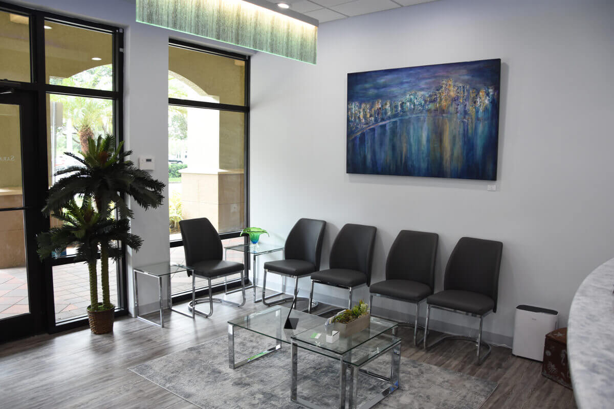 Sarasota dental office