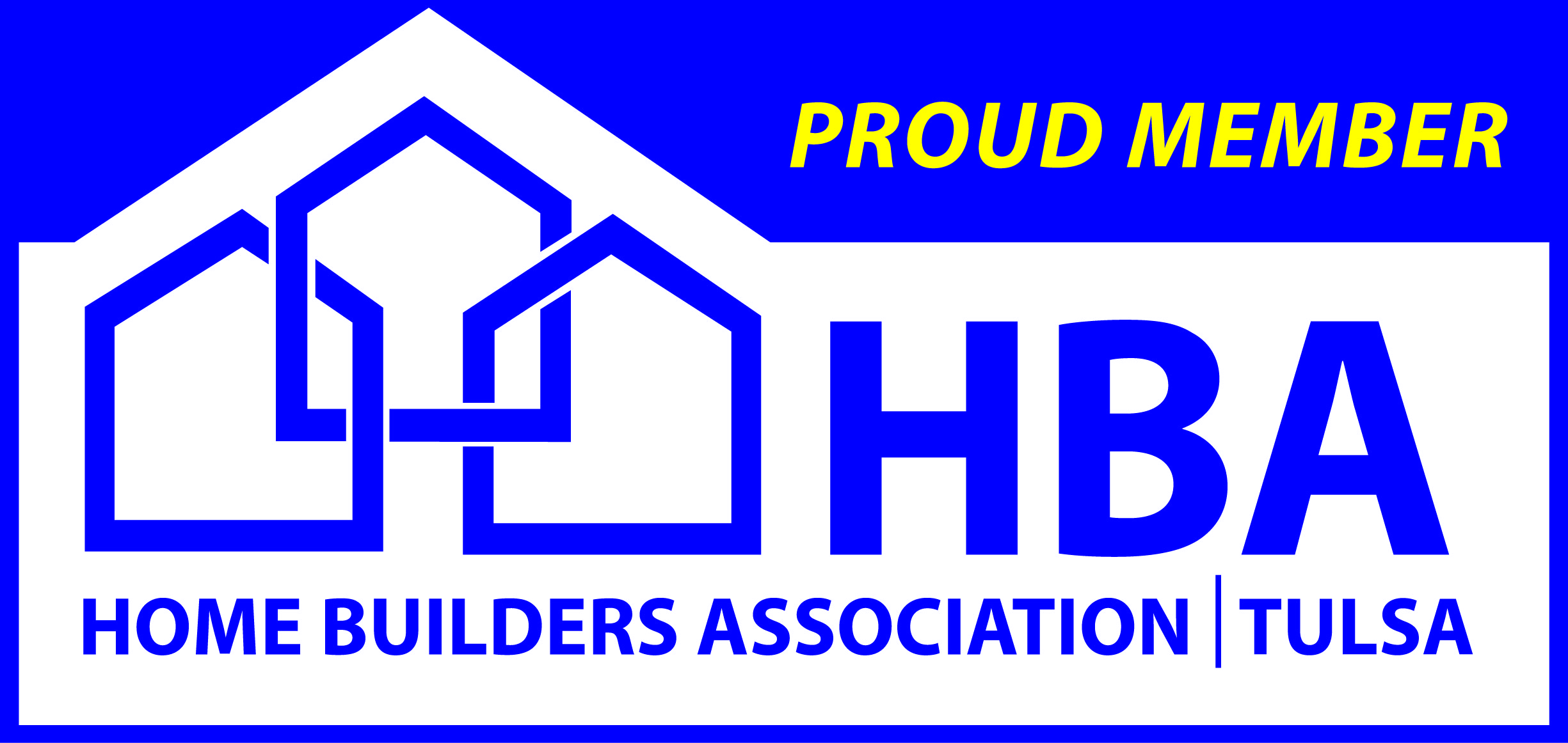 We are a proud member of the Home Builders Association
