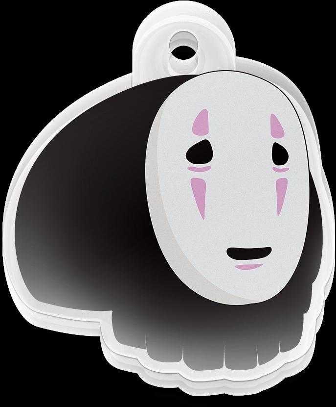 No-Face Charm