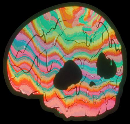 Holographic Sticker