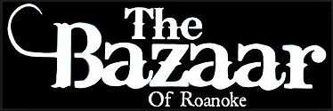 the Bazaar of roanoke logo