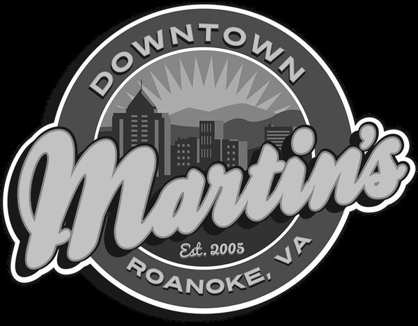 Martins downtown logo