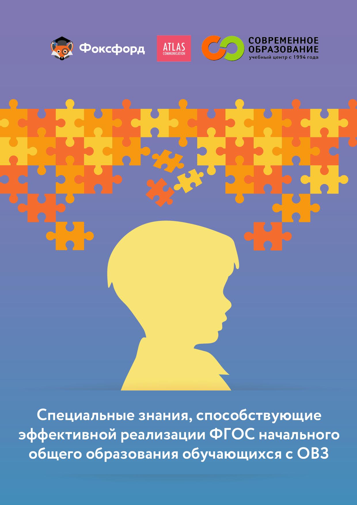 Инклюзивное образование: реализация ФГОС для обучающихся с ОВЗ