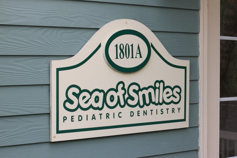 Welcome to Sea of Smiles Pediatric Dentistry
