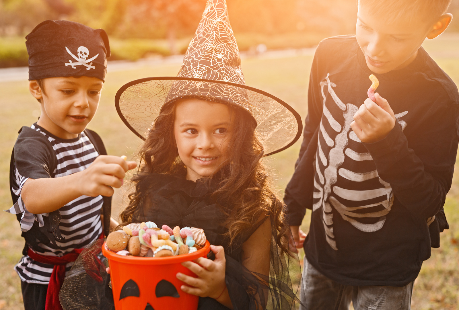 Our Top Tips For Keeping Your Child's Teeth Healthy This Halloween