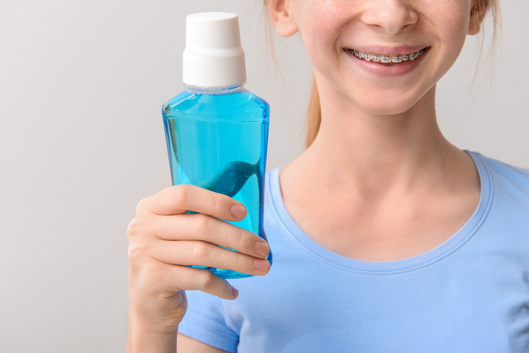 Is Mouthwash Safe For My Child? Everything You Need To Know