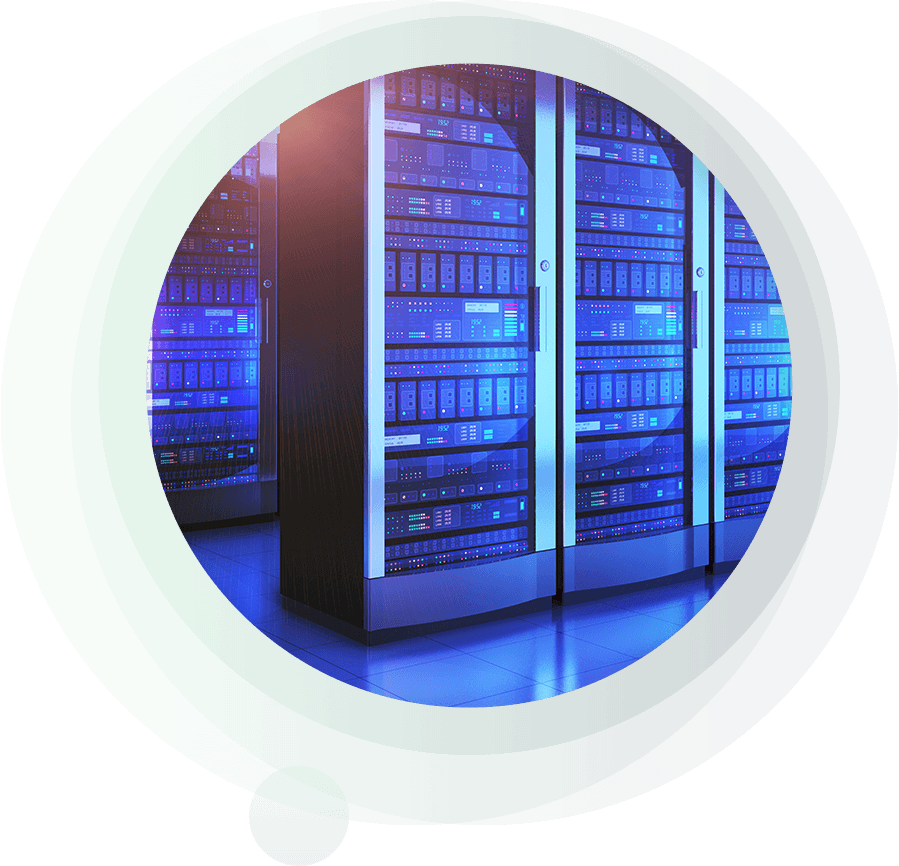 IT hardware solutions data center servers