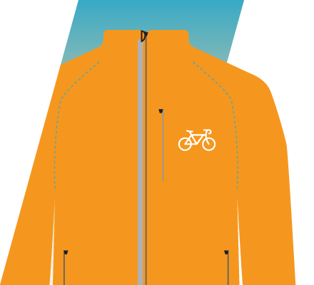 Custom Cycling Jackets