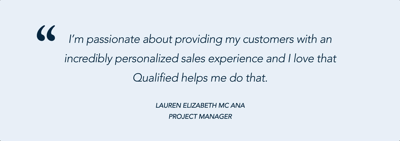 Lauren Elizabeth Mc Ana, Stuffed Animal Pros, on the power of conversational marketing