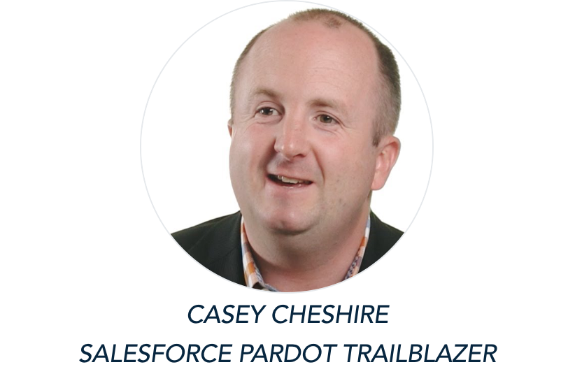 Casey Cheshire, Founder and CMO, Cheshire Impact