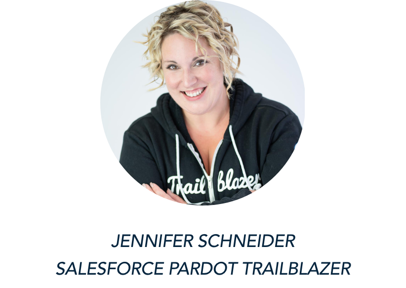 Salesforce Pardot Trailblazer Jennifer Schneider