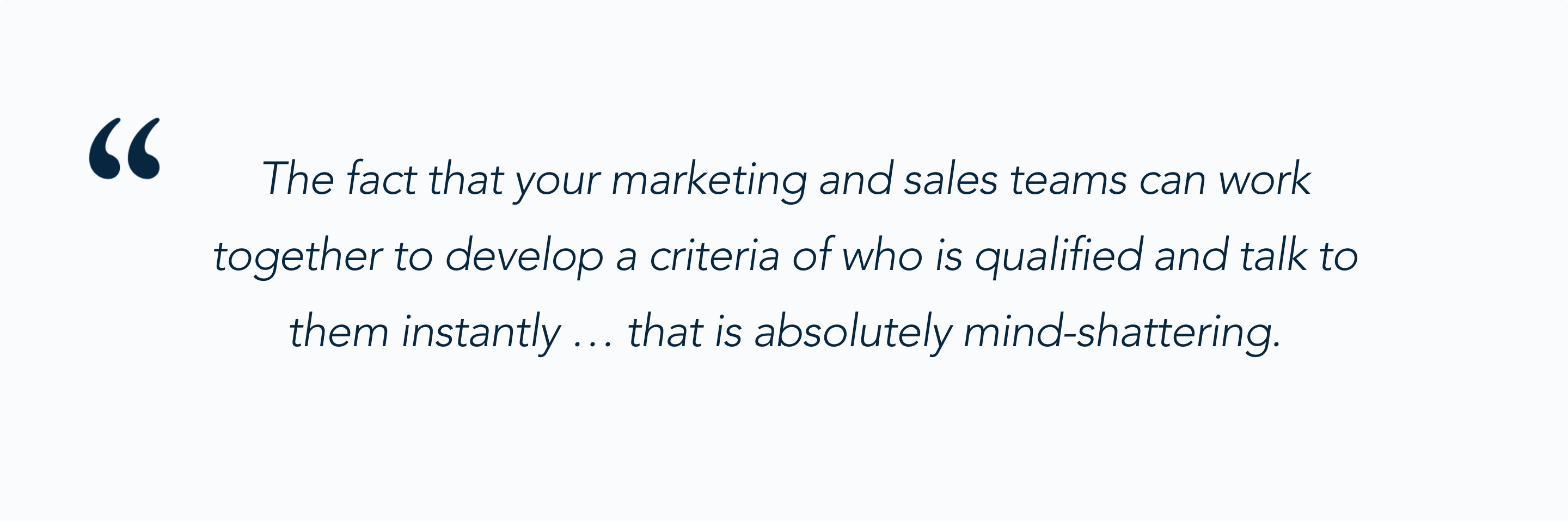 Salesforce Pardot Trailblazer talks about why she's so excited about Qualified's conversational marketing application