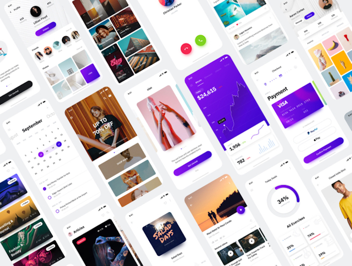 Visual design consistency