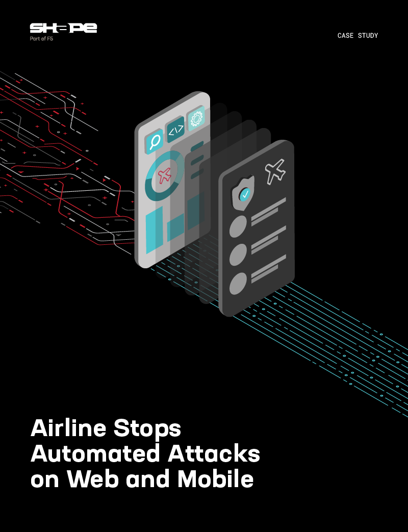 Airline Stops Automated Attacks on Web & Mobile