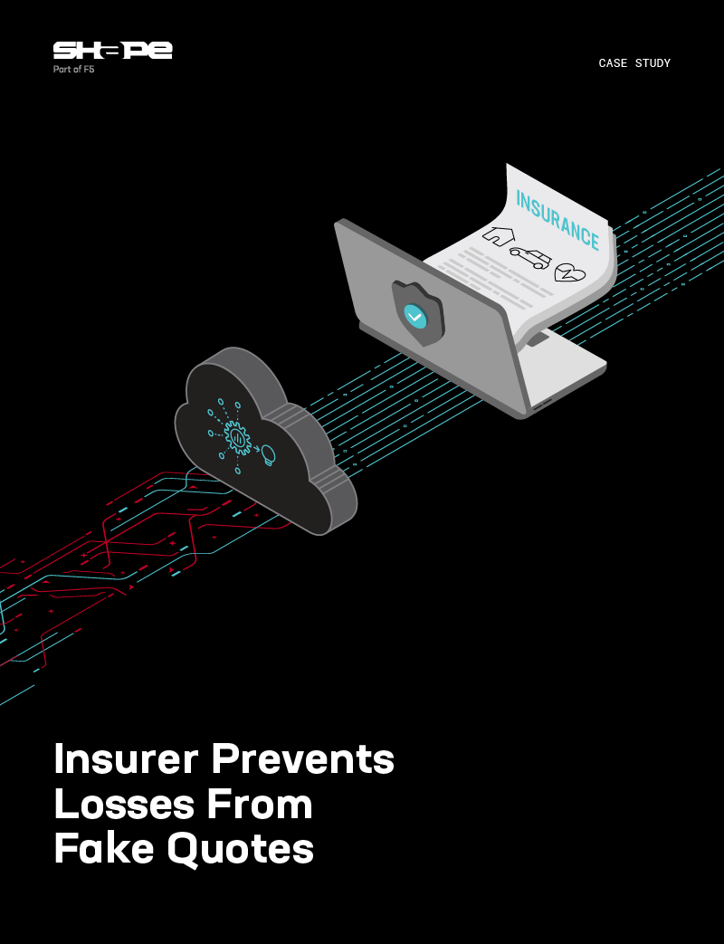 Insurer Prevents Losses from FakeQuotes
