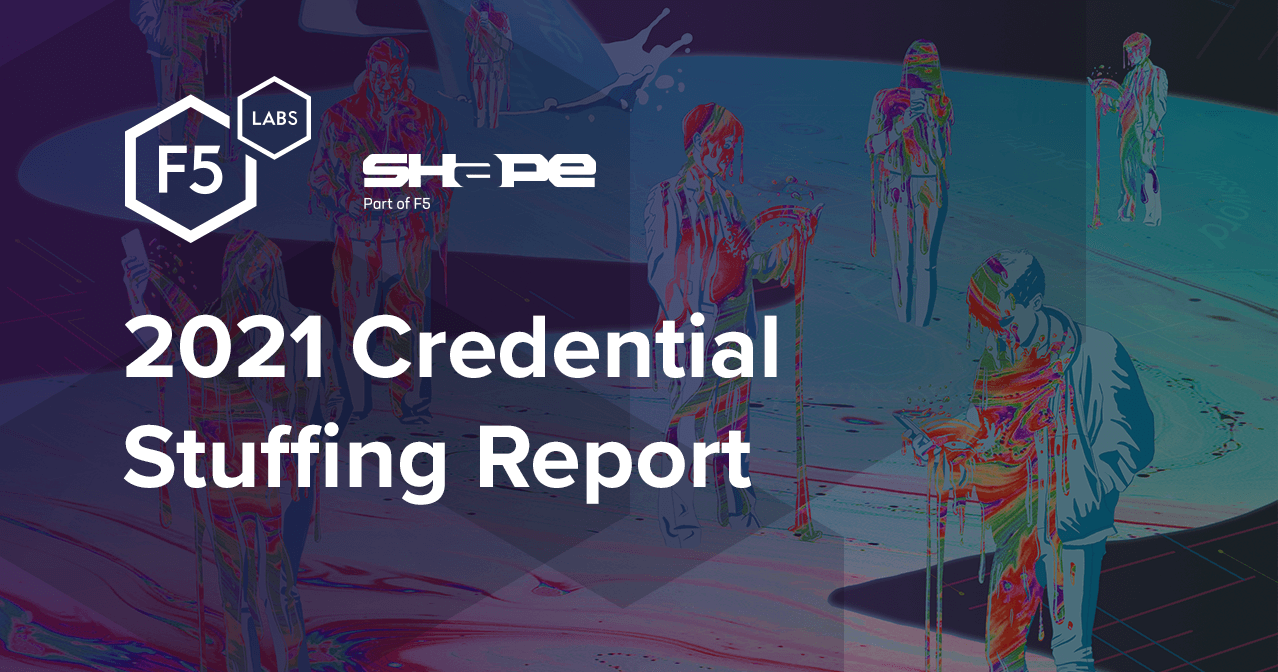 2021 Credential Stuffing Report
